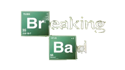 Breaking Bad Logo Clip Art Graphics